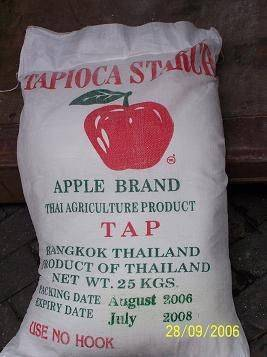 TAPIOCA STARCH (APPLE BRAND)