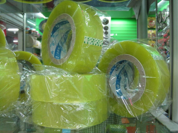 OPP GUM TAPE SUPPLIER IN BANGLADESH-BUZZTECH TAPE